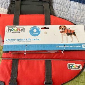 Dog Life Jacket - Granby Size Small